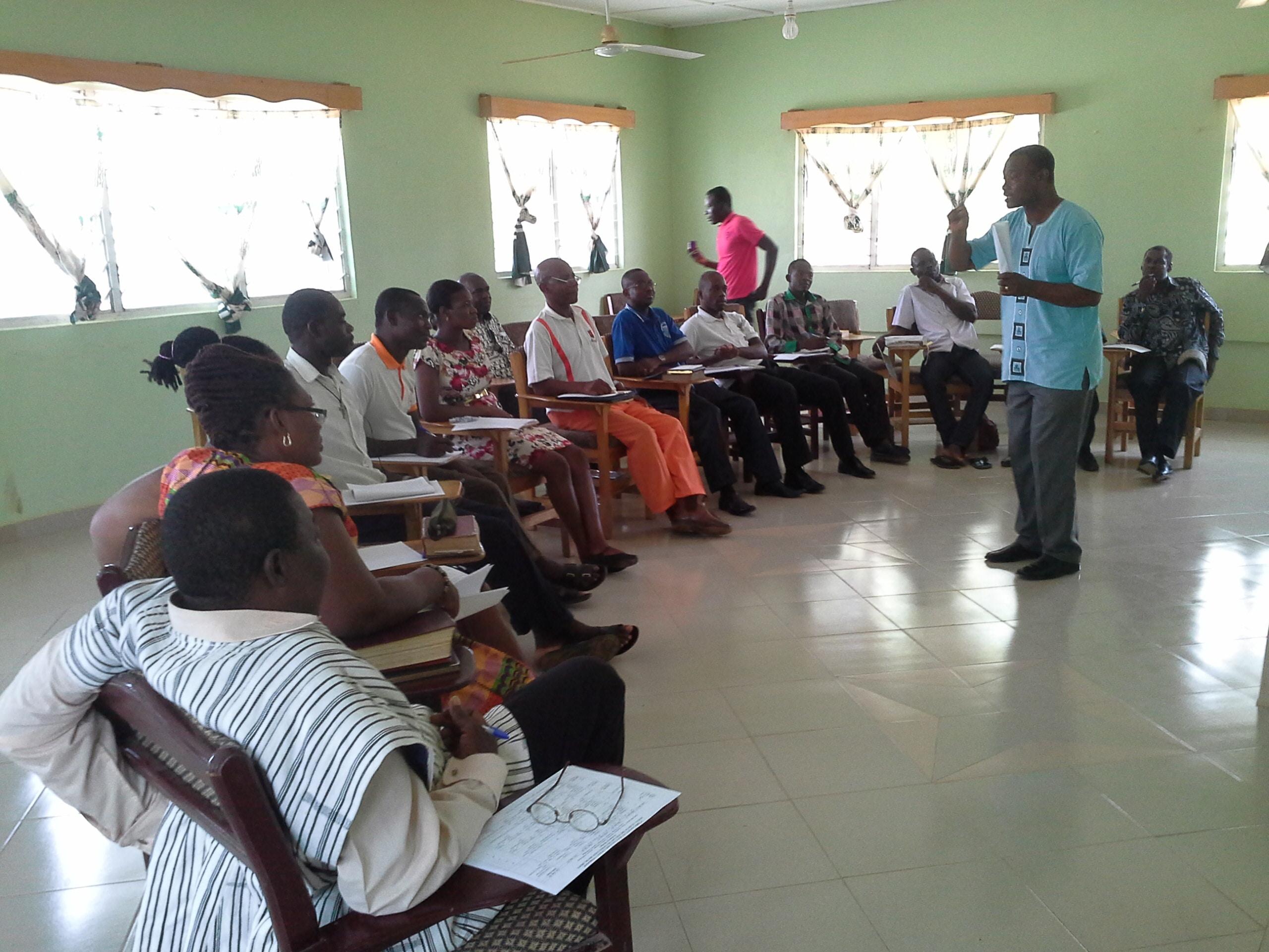LITERACY PROGRAM FOR THE DAGAARE COMMUNITY